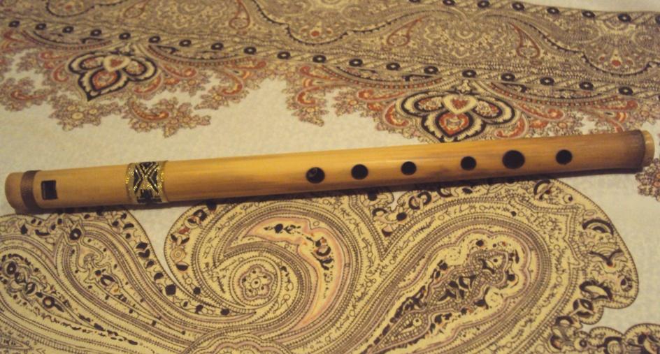 Флейта из камыша