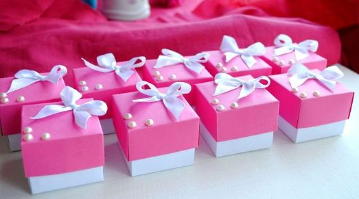 Подарки своими руками для гостей на день рождения