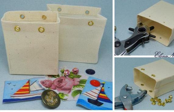 Упаковка для подарка своими руками из ткани