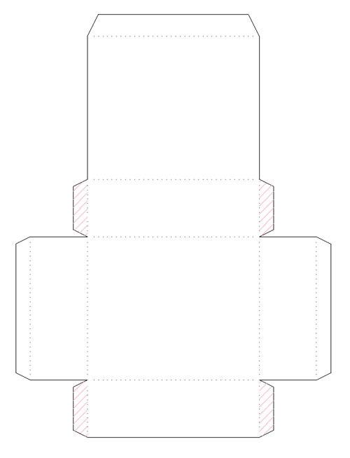 Перерисовываем схему коробочки