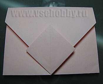 Коробочка своими руками оригами