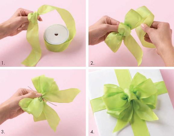 Как упаковать подарок своими