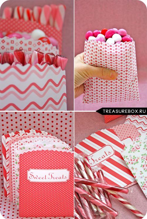 Как украсить подарочные коробки своими руками