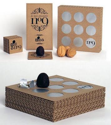 Упаковка для шоколадки на новый гАльтернативные источники