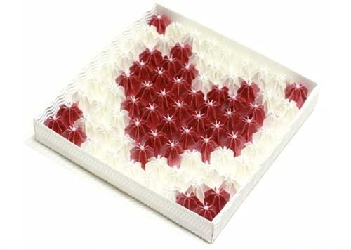 Новогодняя корзинка для конфет своими руками