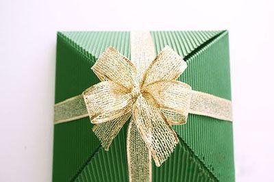 Новогодние подарочные коробки своими руками шаблоны