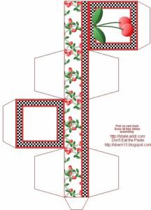 Коробочки для подарков своими руками шаблоны с