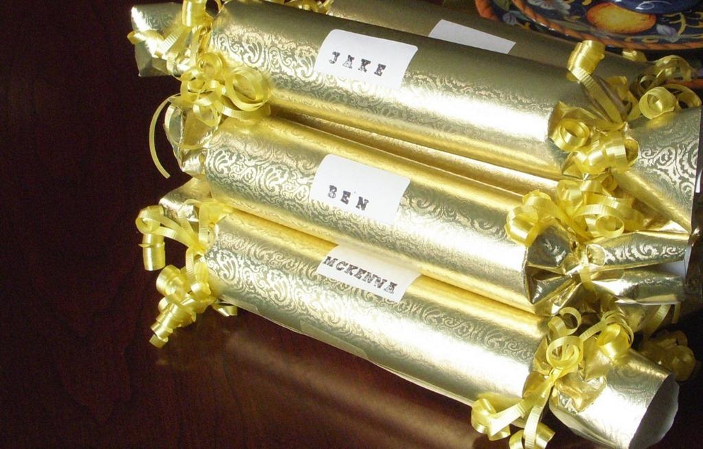 Подарок в виде конфеты 643
