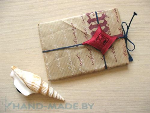 Галстук для подарка своими руками