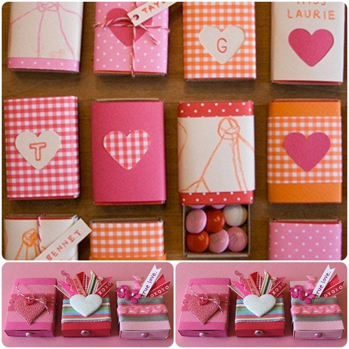 Валентинки открытки своими руками из бумаги и ниток для детей