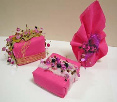 Изготовление подарочной коробки своими руками