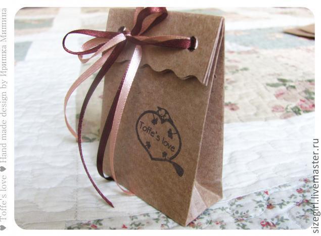Бумага для упаковки подарков своими руками