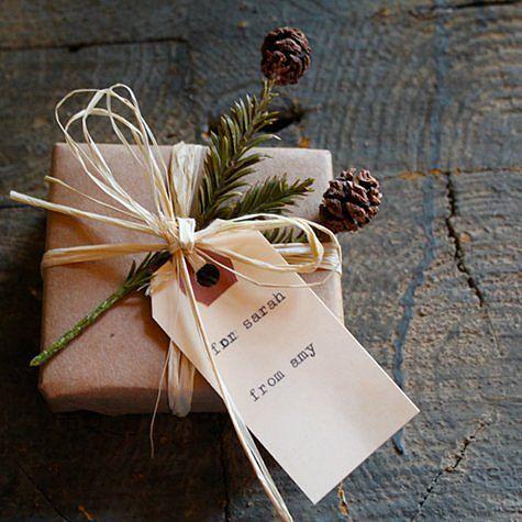 Упаковка подарков своими руками идеи