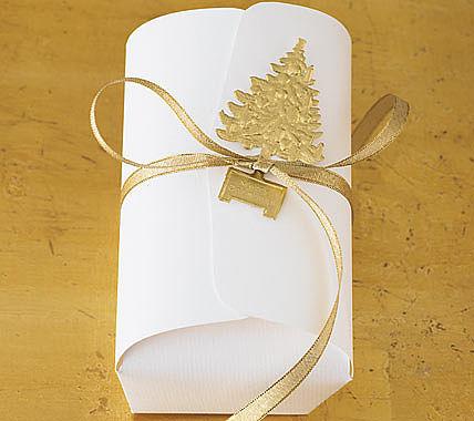Подарочные упаковки к новому году своими руками