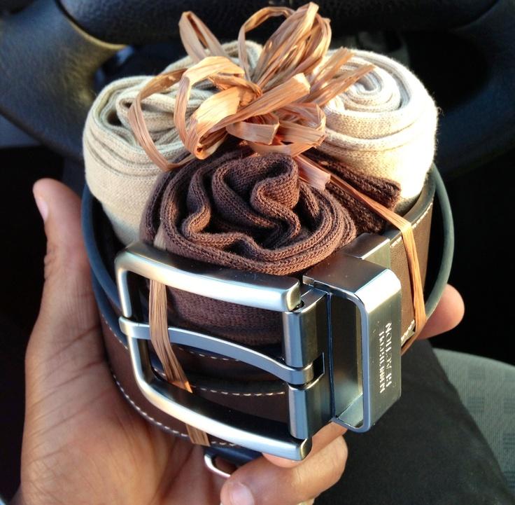 Креативный подарок мужу на день рождения своими руками