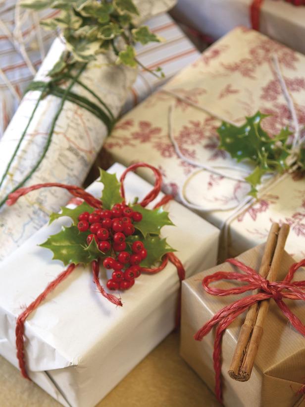 Красивые новогодние подарки своими руками фото