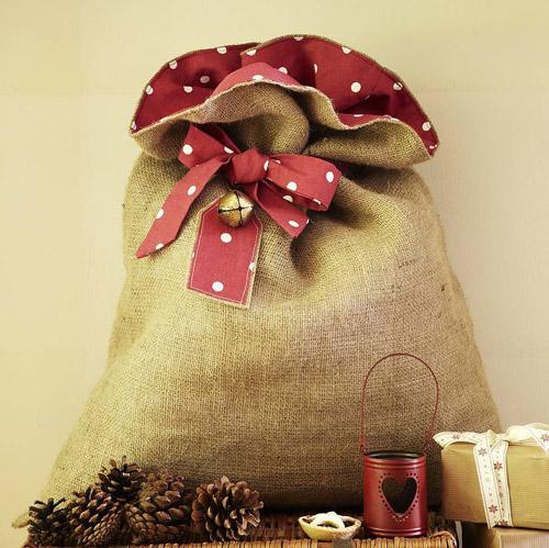 Мешочки для новогодних подарков своими руками фото