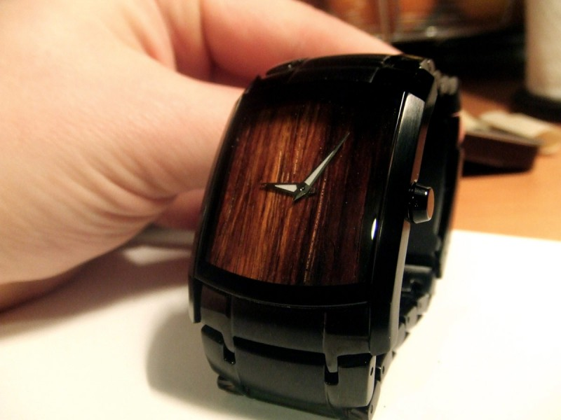 Как сделать циферблат наручных часов своими руками
