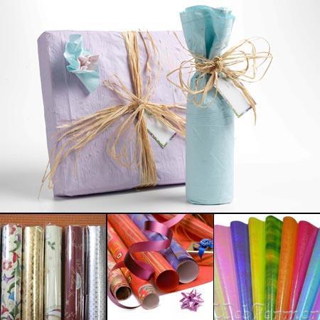 Наполнители для подарков своими руками