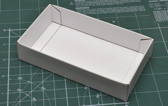 Коробка своими руками из листа а4